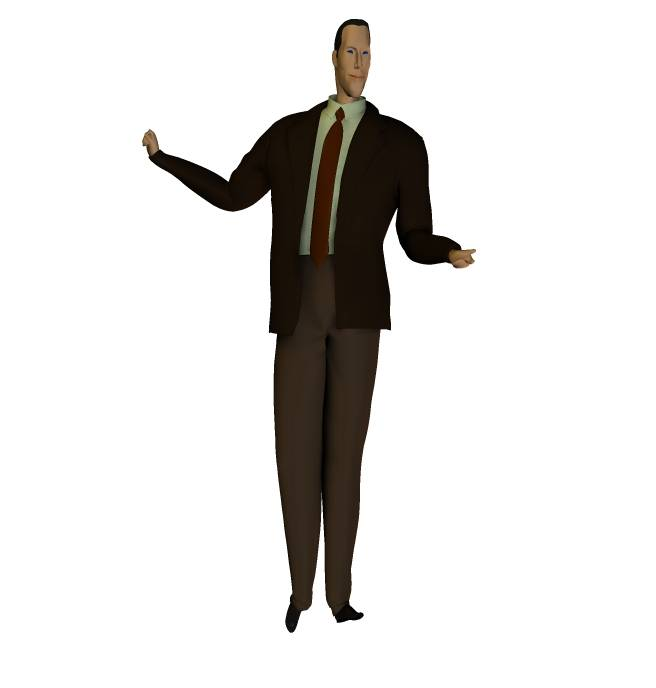 businessman 06