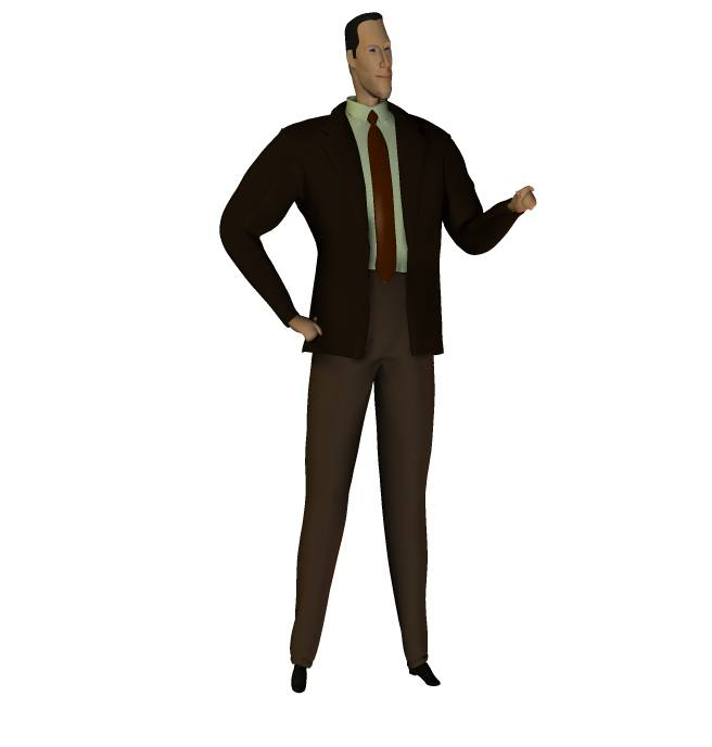 businessman 07
